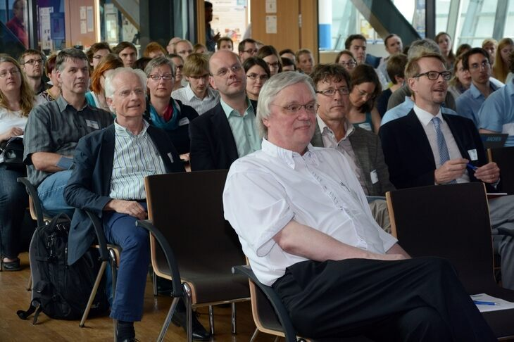 Talk Lehre 2014 audience